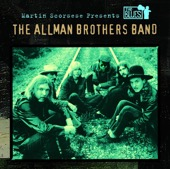The Allman Brothers Band - Martin Scorsese Presents the Blues: The Allman Brothers Band  artwork