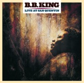 B.B. King - Live at San Quentin  artwork