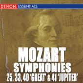 Mozart Festival Orchestra - Mozart: Symphonies Nos. 25, 33, 40