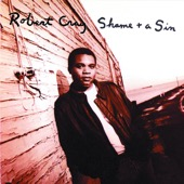 Robert Cray - Shame + A Sin  artwork