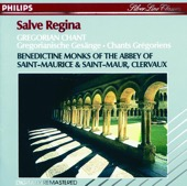 Benedictine Monks of the Abbey of St. Maurice & St. Maur, Clervaux - Gregorian Chant: Salve Regina  artwork