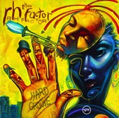 The RH Factor - Hard Groove  artwork