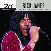 Rick James - 20th Century Masters - The Millennium Collection: The Best of Rick James  artwork