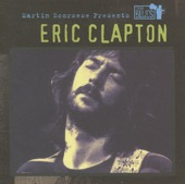 Eric Clapton - Martin Scorsese Presents the Blues: Eric Clapton  artwork