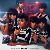 Janelle Monáe - The Electric Lady  artwork