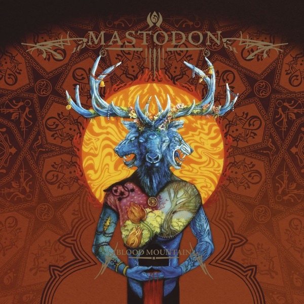 Blood Mountain by Mastodon Album Art