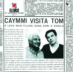 Caymmi Visita Tom
