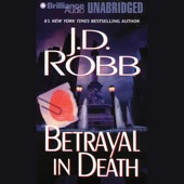 J. D. Robb - Betrayal in Death: In Death, Book 12 (Unabridged)  artwork