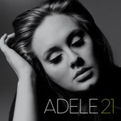 Adele - Set Fire to the Rain artwork