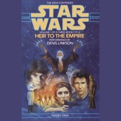 Timothy Zahn - Star Wars: The Thrawn Trilogy, Book 1: Heir to the Empire  artwork
