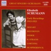 Elisabeth Schumann - Early Recordings (1915-1923)
