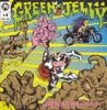 Obey the Cowgod - Green Jelly