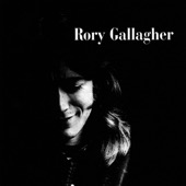 Rory Gallagher - Rory Gallagher  artwork