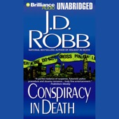 J. D. Robb - Conspiracy in Death: In Death, Book 8 (Unabridged)  artwork