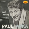 Paul Anka: Just Young: Rarity Music Pop, Vol. 122 - EP