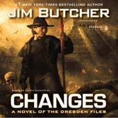 Jim Butcher - Changes: The Dresden Files, Book 12 (Unabridged)  artwork