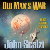 John Scalzi - Old Man's War (Unabridged)  artwork