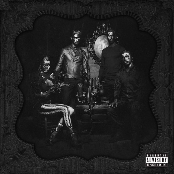 The Strange Case Of... by Halestorm Album Art