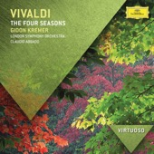 Gidon Kremer, London Symphony Orchestra & Claudio Abbado - Vivaldi: The Four Seasons  artwork