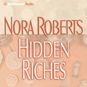 Nora Roberts - Hidden Riches  artwork