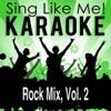 Rock Mix, Vol. 2 (Karaoke Version)