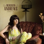 Meredith Andrews - Open Up the Heavens  artwork