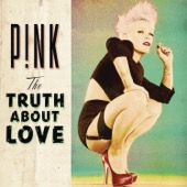 The Truth About Love - P!NK Cover Art