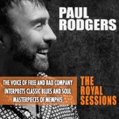 Paul Rodgers - The Royal Sessions  artwork