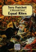 Terry Pratchett - Equal Rites: Discworld #3 (Unabridged)  artwork
