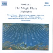 Failoni Orchestra, Budapest & Michael Halász - Mozart: The Magic Flute (Highlights)  artwork
