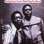 Buddy Guy & Junior Wells - Buddy Guy & Junior Wells Play the Blues  artwork