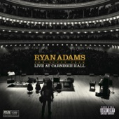 Ryan Adams - Ten Songs from Live At Carnegie Hall  artwork