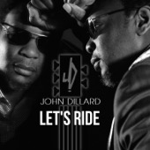 John Dillard - Let's Ride  artwork