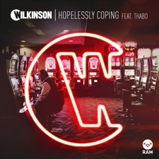 Hopelessly Coping (feat. Thabo) by Wilkinson