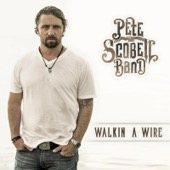 Pete Scobell Band - Walkin a Wire  artwork