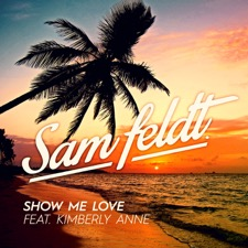 Show Me Love by Sam Feldt feat. Kimberly Anne