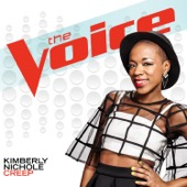 kimberly nichole-creep the voice performance