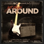 Rick Hawkins - Just Playin' around  artwork
