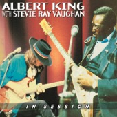 Albert King & Stevie Ray Vaughan - In Session (Live)  artwork