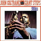 John Coltrane - Giant Steps  artwork