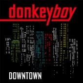 Donkeyboy - Downtown artwork