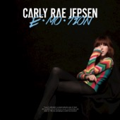 Carly Rae Jepsen - E•MO•TION  artwork