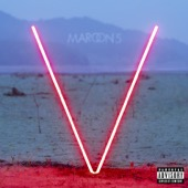 V - Maroon 5 Cover Art