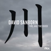 David Sanborn - Time and the River  artwork