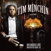 Cover to Tim Minchin's Tim Minchin and the Heritage Orchestra (Live)
