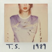 1989 - Taylor Swift Cover Art