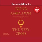 Diana Gabaldon - The Fiery Cross: Outlander, Book 5 (Unabridged)  artwork