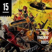 Cover to Super Knockin' Boots's Episode 15