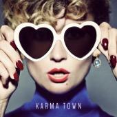 Stine Bramsen - Karma Town artwork