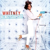 Whitney: The Greatest Hits - Whitney Houston Cover Art